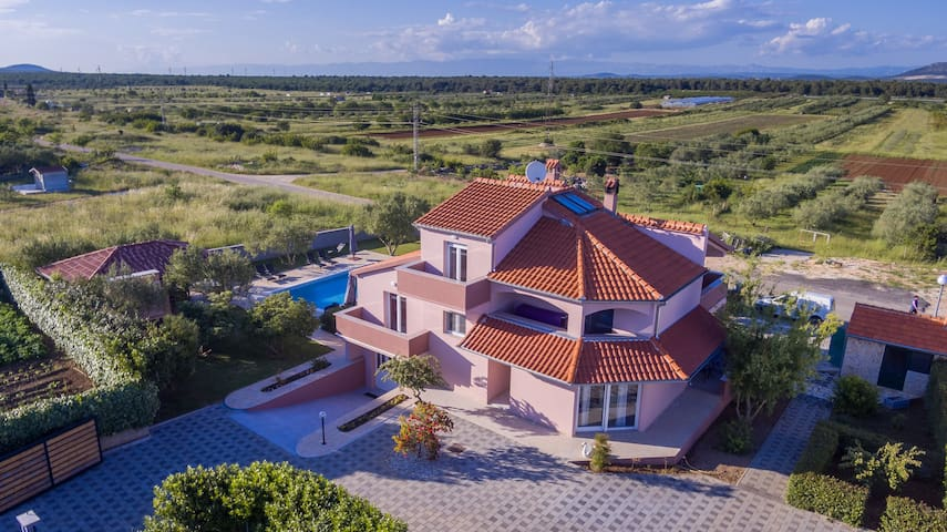 VILLA ANA - Holiday home Biograd