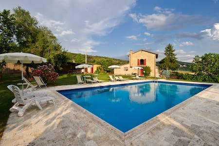 Podere Pereto - Apartment 201, sleeps 4 guests - Rapolano Terme