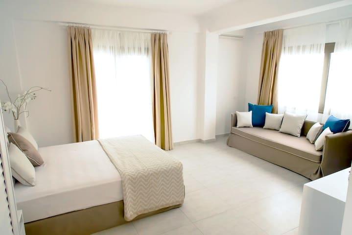 Junior Suite with breakfast - Stavros Beach Hotel
