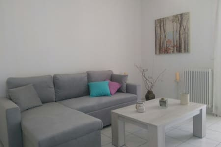 Spacious apartment at the heart of the city - Heraklion - Bed & Breakfast