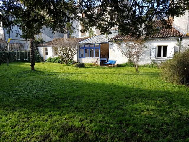 Maison d'artiste en Charente maritime