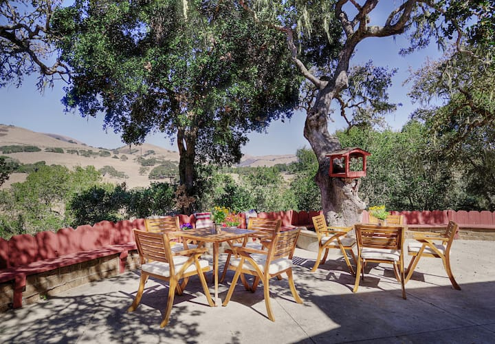 The Camp at Carmel Valley - Exclusively yours!