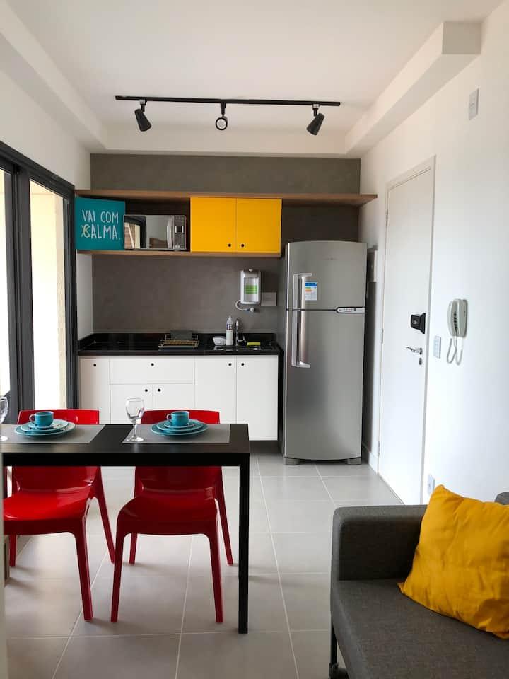 Perfeito apartamento em Pinheiros