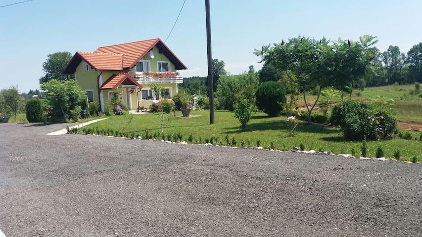 House Antonia, Room No.1 - Grabovac - Ev