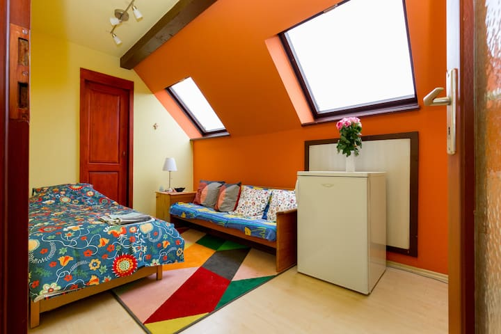 Cosy Single Bedroom - Budapeşte - Ev