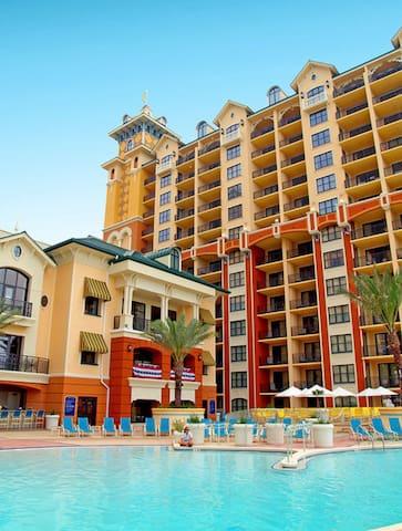 One Bedroom Beach Getaway at Emerald Grande Resort