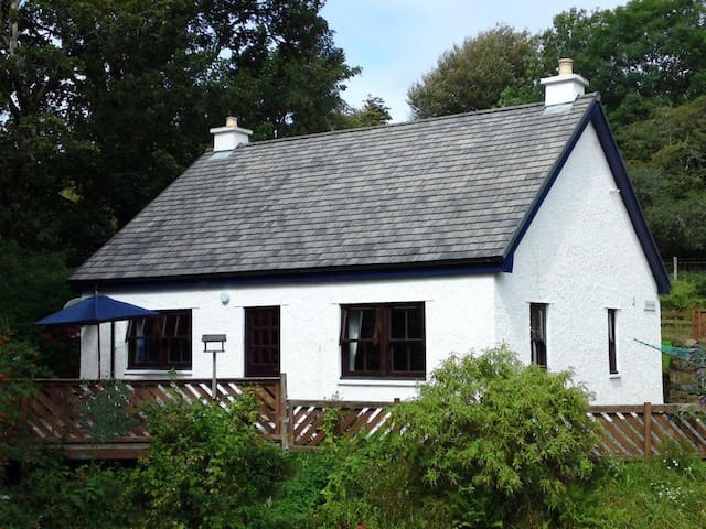 Rock Cottage, Self catering cottage - Tobermory - Huis