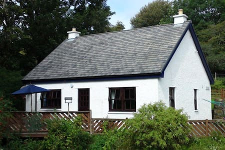 Rock Cottage, Self catering cottage - Tobermory