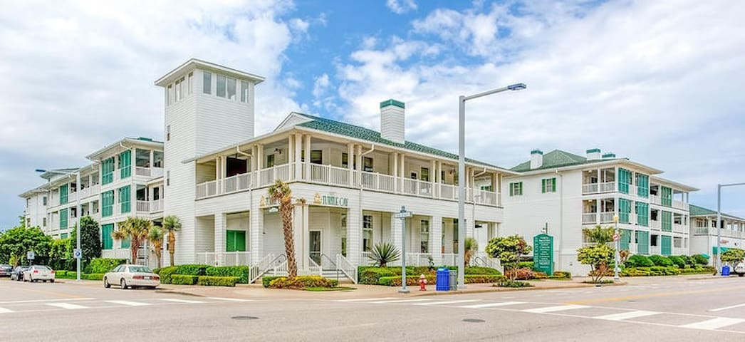 Va Beach Turtle Cay resort / 1 bedroom unit