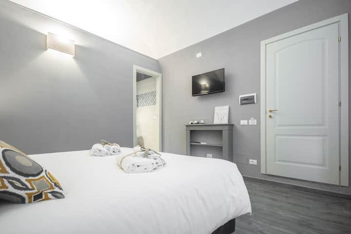 La lu cozy rooms in Pisa center-Dei Miracoli Room