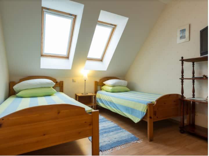 Apartment close to the Pärnu beach and city-centre