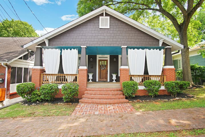 2 BR Relaxing O4W Bungalow on the beltline