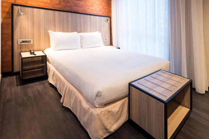 Fancy Double Room in Durban