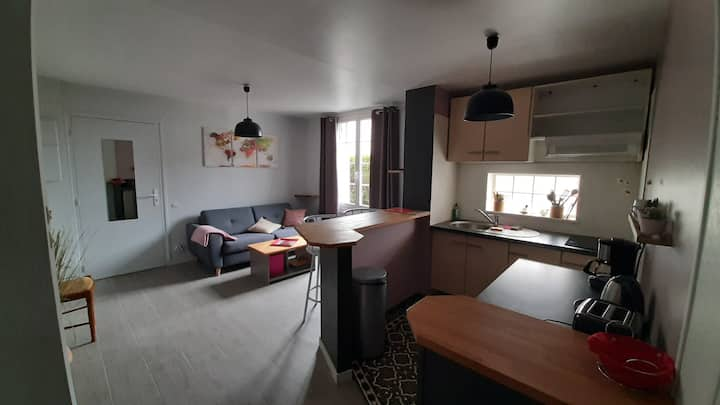Appartement Cosy, Carnac bourg