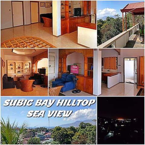 Subic Bay Hilltop - SeaView (BIG & SPACIOUS!)