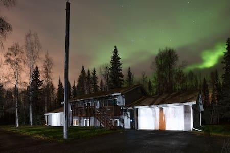 💫Aurora Lights on Rural 3 Acre Setting 💫