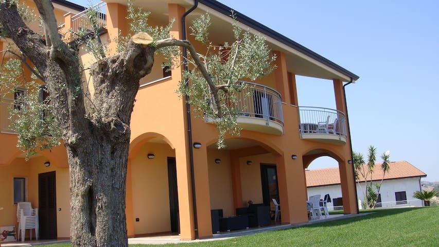 Appartamento in Villa indipendente.