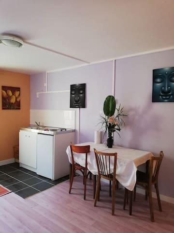Appartement dans Maison champenoise