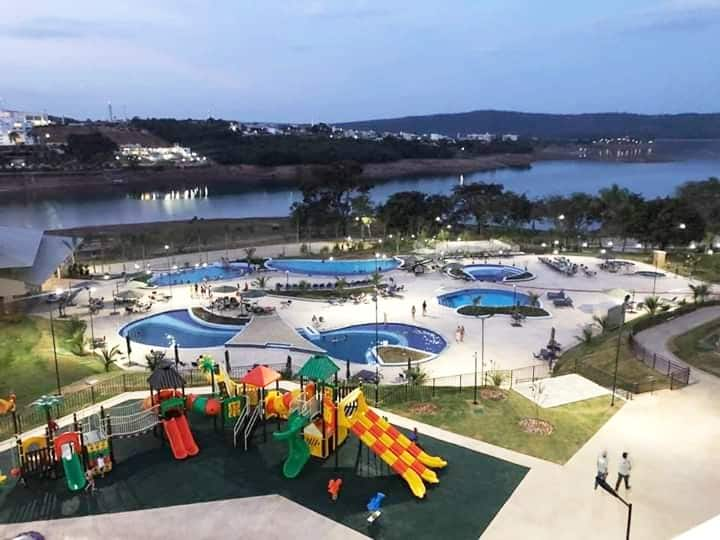 Caldas Novas - GO - Ilhas do Lago Eco Resort