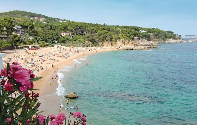 Holiday apartment with 2 bedrooms on 78 m² in Platja d'Aro