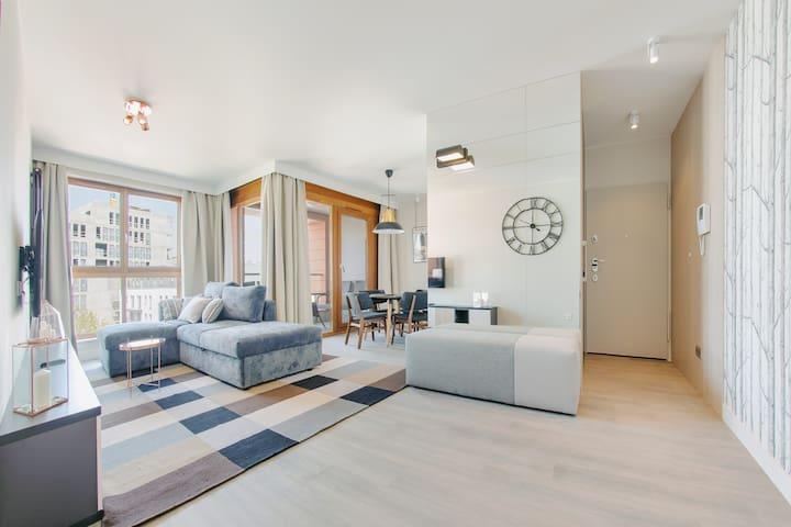 Aura Apartament 157 dla 4 osób
