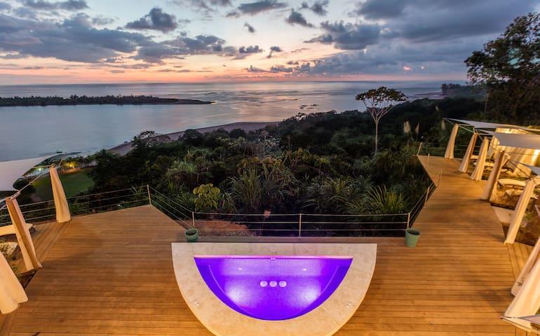 Luxury Hotel Ocean View Room #2 - Ojochal - Lainnya