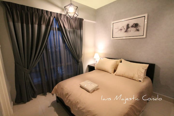 Ian's Majestic Condo Homestay (10 Pax) - Ipoh - Wohnung
