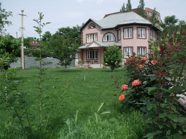 Hostel Visit Osh - Nice Hostel.