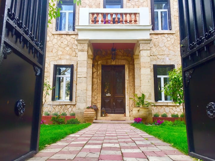 Historical renovated Stone Villa