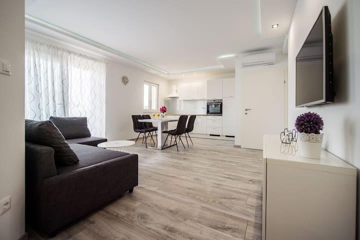 Deluxe apartments Praetorium 2