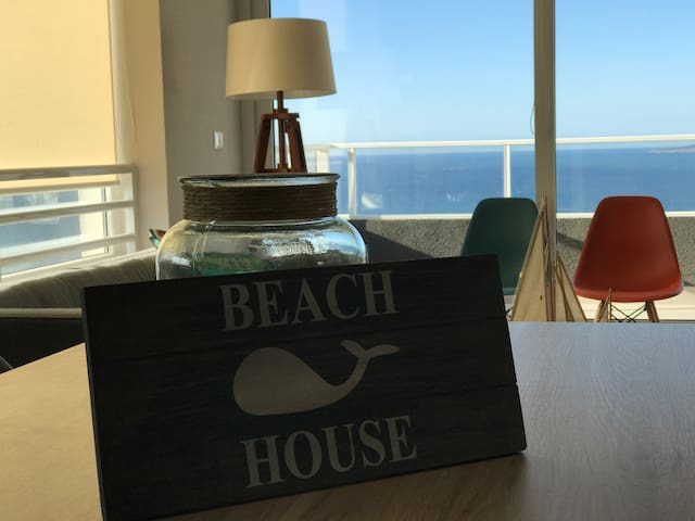 Costa Horizonte II - Beach House - Con Con