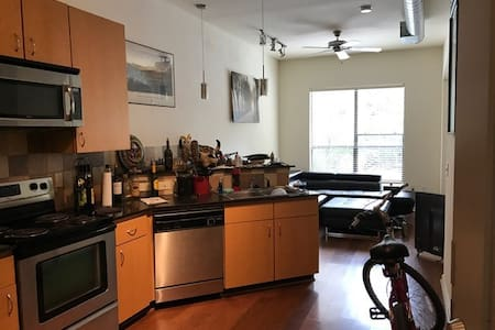 Beautiful Studio Loft minutes from City Centre! - Houston