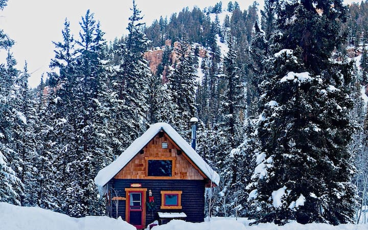 Clean, Cozy Mountain Cabin in Crested Butte.