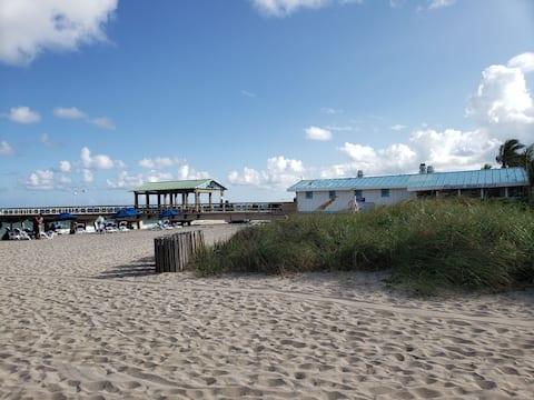 BIG PRIVATE STUDIO CLOSE TO THE BEACH