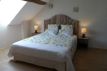 "Couet'& Café ""Campagne"" - Seigy - Bed & Breakfast"