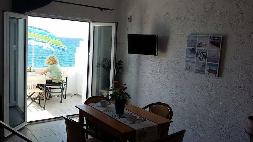 White Wave - Koutsouras - Apartament