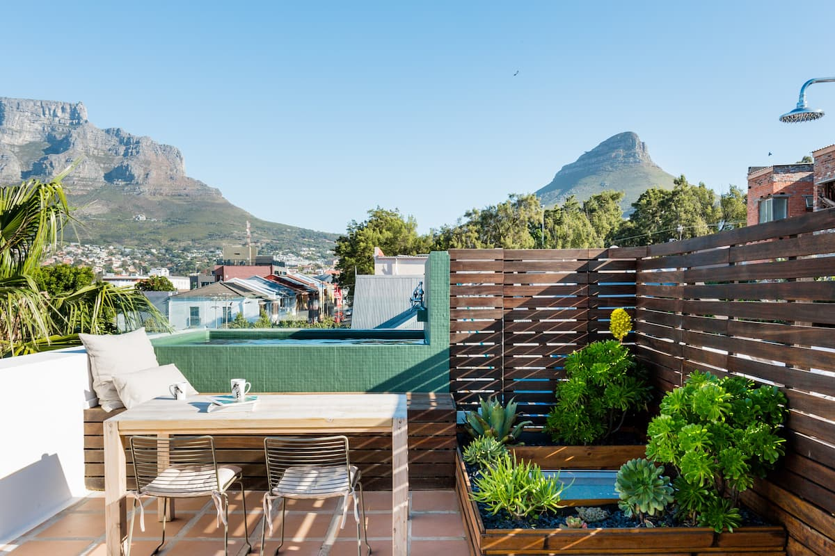 Historic Penthouse with Mountain Views and Private Pool