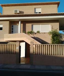 PLANTA BAJA CERCA PLAYA, PISCINA PRIVADA Y JARDIN - Oliva - Apartamento