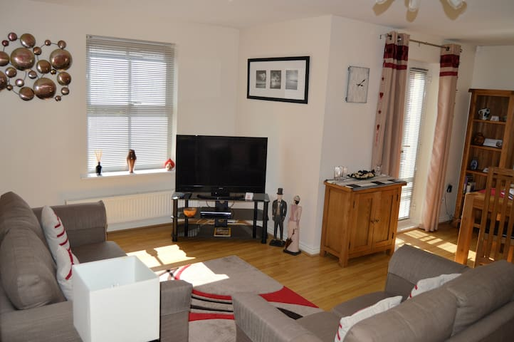4 STAR English Tourist Board Approved - South Shields - Apartament
