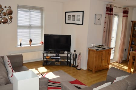 4 STAR English Tourist Board Approved - South Shields - Apartmen