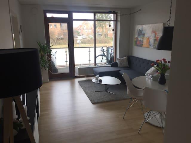 Perfekt weekend lejlighed - Hillerød - Lejlighed
