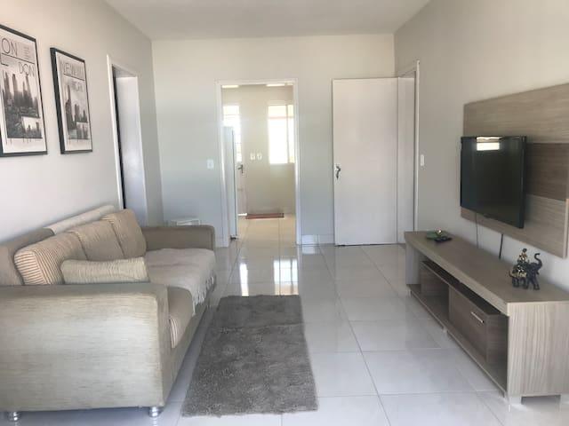 Apartamento centralizado e completo