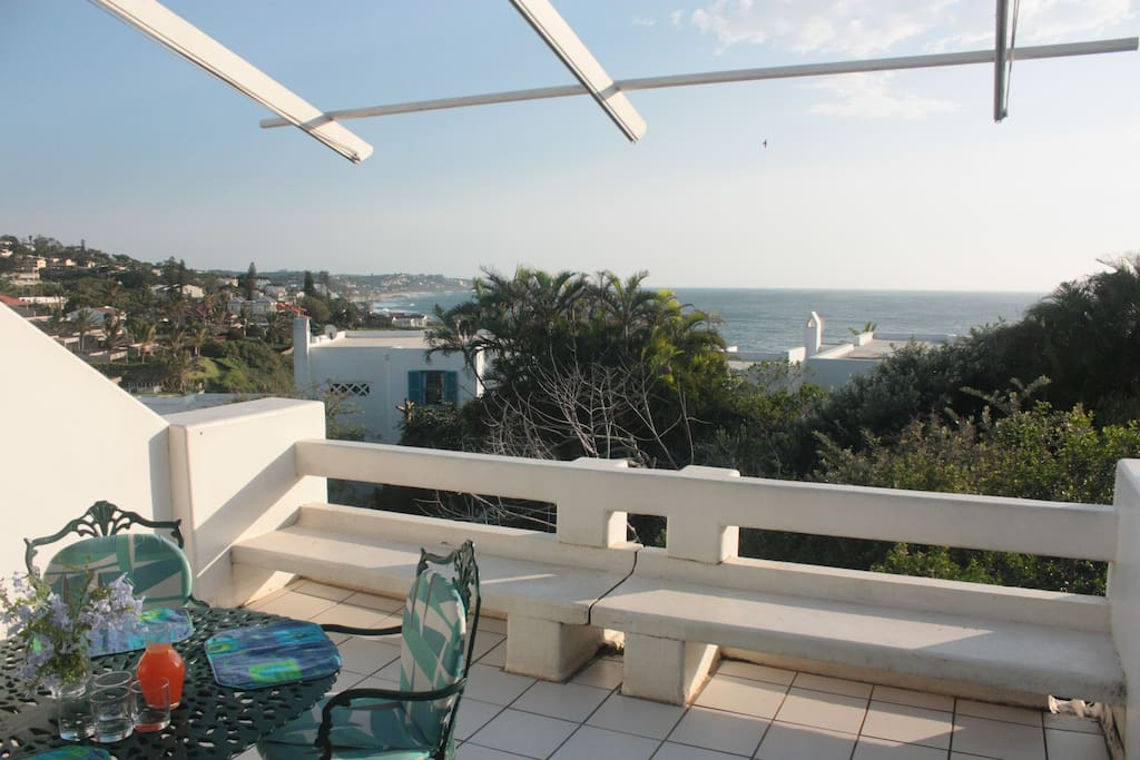 View of Sheffield - 15 Thira, Santorini - Self Catering Apartment Accommodation in Shaka's Rock, Ballito