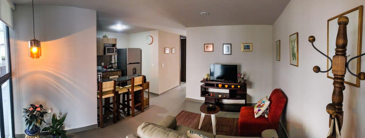 Modern Mexican home in Juárez