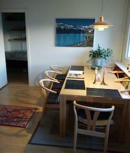 Cozy home, with big windows - Esbjerg