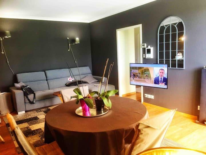 Très bel appartement  cœur d Angers vue MAINE