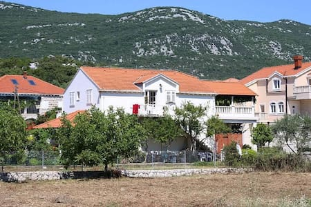 One bedroom apartment with terrace Mali Ston, Pelješac (A-10226-b) - Mali Ston