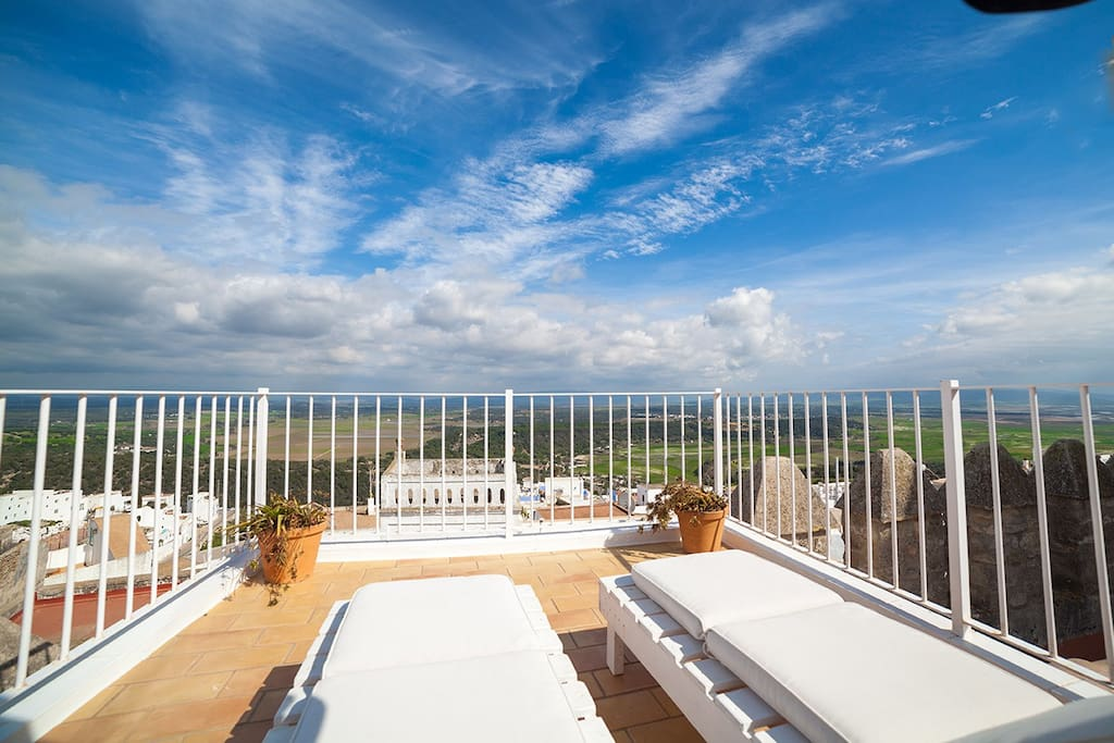 Casa adarve apartamentos en alquiler en vejer de la frontera andaluc a espa a - Alquiler casa vejer de la frontera ...