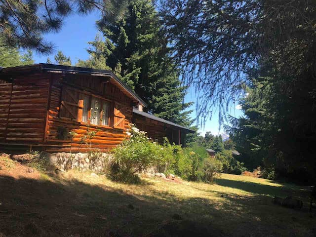 Económica cabaña en Bariloche