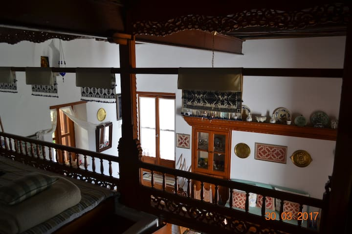 Skyros Traditional Family House at Chorio - Skiros - Dom